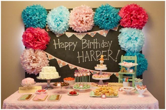 30 лет оформление дня рождения своими руками 14